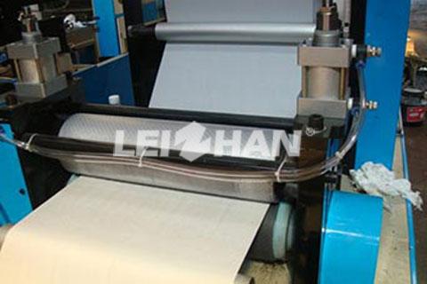 12t/d Tissue Paper Making Line in Iran