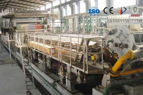 Corrugated Paper Making line