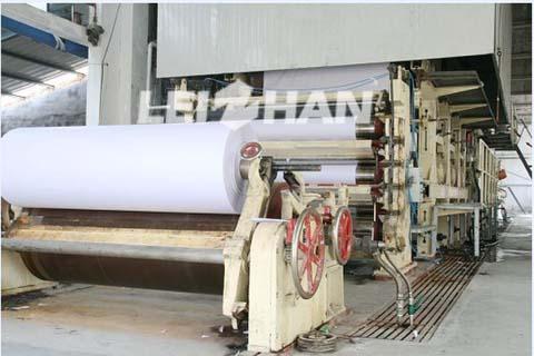 Cultural Paper Machine