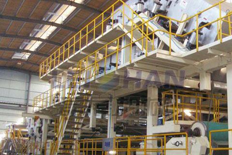 coating board paper machine
